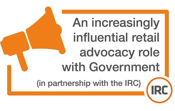 Retail Advocacy Sticker