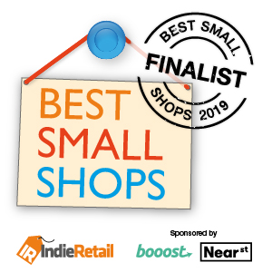 Best Small Shops competition, finalists