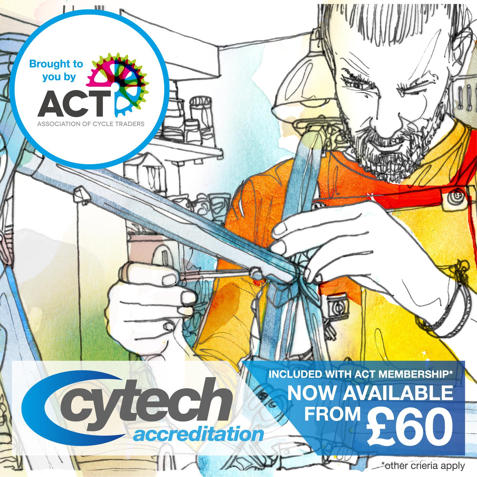 Cytech Accreditation ACT News Graphic