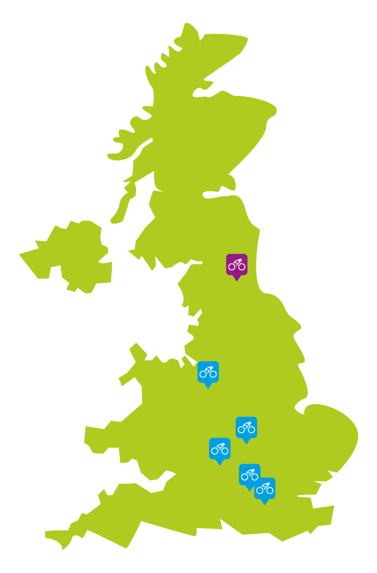 UK Providers Map