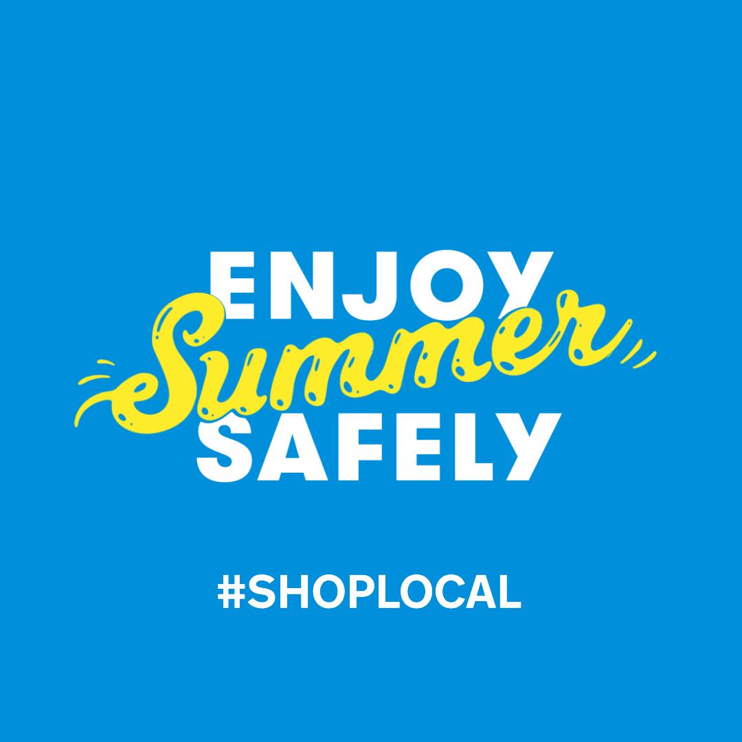 Enjoy Summer Safely