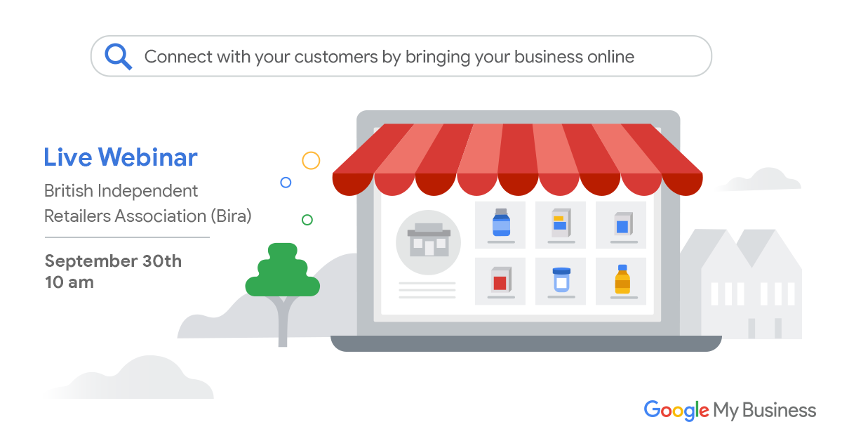 Google My Business Webinar Image