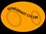 logo of Gingernut Cycles