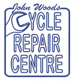 logo of John Woods Cycle Repair Centre