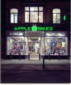 logo of Apple Bikes