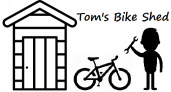 logo of Tom's Bike Shed - Bicycle Sales, Repairs And Servicing