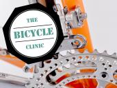 logo of The Bicycle Clinic