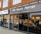 logo of The Naked Pantry & The Naked Quench New Forest