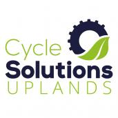 logo of Cycle Solutions Uplands