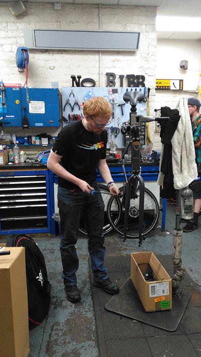 Erik, Orkney Cycles